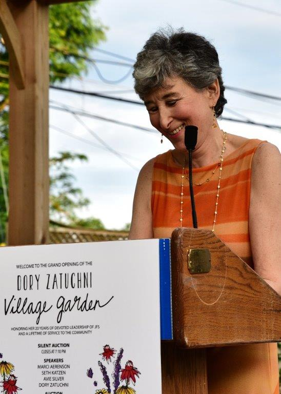 Village Garden Grand Opening Jewish Family Services Of
