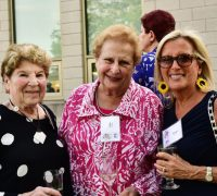 RUTH BALICK, EDDI CHAIKIN, AND GINGER WEISS