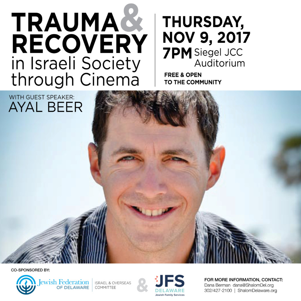 Ayal Beer Instagram Through Cinema Jewish Family Services Of