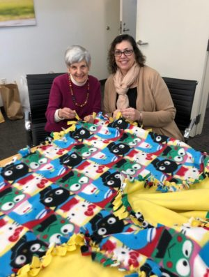 Holiday Helpers Blankets 3